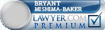 Bryant Allen Mishima-Baker  Lawyer Badge