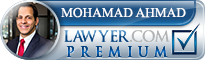 Mohamad Ahmad  Lawyer Badge