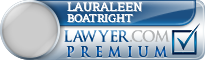 Lauraleen A. Boatright  Lawyer Badge