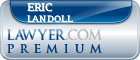 Eric Mitchell Landoll  Lawyer Badge