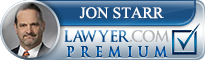 Jon Starr  Lawyer Badge