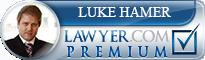 Luke Hamer  Lawyer Badge