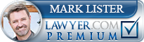 Mark Anthony Lister  Lawyer Badge