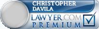 Christopher Joseph Davila  Lawyer Badge