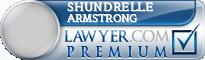 Shundrelle Shonta Armstrong  Lawyer Badge