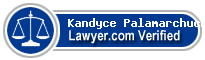 Kandyce Lynne Palamarchuck  Lawyer Badge