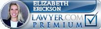 Elizabeth Erickson  Lawyer Badge