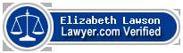 Elizabeth F. Lawson  Lawyer Badge
