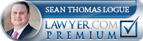 Sean Logue  Lawyer Badge