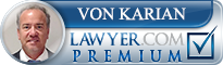 Von Alex Karian  Lawyer Badge
