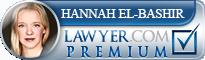 Hannah El-Bashir  Lawyer Badge
