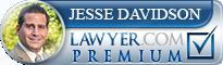 Jesse Davidson  Lawyer Badge