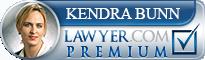Kendra L. Bunn  Lawyer Badge