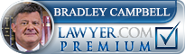 Bradley S. Campbell  Lawyer Badge