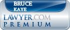 Bruce Cameron Kaye  Lawyer Badge