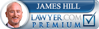 James Hill  Lawyer Badge