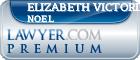 Elizabeth Victoria Noel  Lawyer Badge