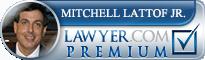 Mitchell G. Lattof  Lawyer Badge