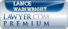 Lance B. Wainwright  Lawyer Badge