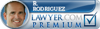 R. Andrew Rodriguez  Lawyer Badge