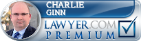 Charlie Ginn  Lawyer Badge