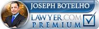 Joseph Francisco Botelho  Lawyer Badge