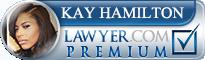 Kay J. Hamilton  Lawyer Badge
