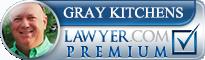Gray Kitchens  Lawyer Badge
