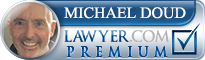 Michael P. Doud  Lawyer Badge