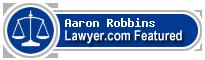 Aaron L. Robbins  Lawyer Badge