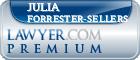 Julia L. Forrester-Sellers  Lawyer Badge
