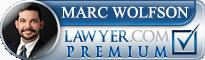 Marc Julius Wolfson  Lawyer Badge