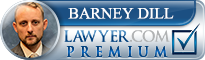 Barney Dill  Lawyer Badge