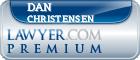 Dan Christensen  Lawyer Badge