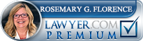 Rosemary G. Florence  Lawyer Badge