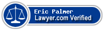 Eric Michael Palmer  Lawyer Badge