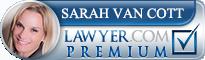 Sarah Van Cott  Lawyer Badge