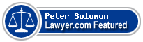 Peter M. Solomon  Lawyer Badge