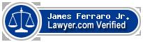 James L. Ferraro Jr.  Lawyer Badge