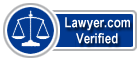 Bart Kendall Klaver  Lawyer Badge